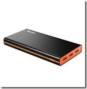 EasyAcc 15000 mAh Portable Charger