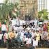 """""""भाजपाच्या दडपशाहीला भीक घालत नाही""""; मुंबईसह राज्यभरात काँग्रेसचं आंदोलन"""
