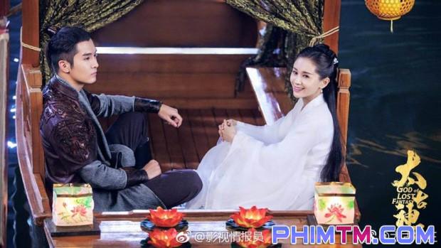 17 cặp đôi màn ảnh Hoa Ngữ công khai tình cảm nhân ngày Valentine châu Á - Ảnh 9.