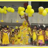 Yellow Day Celebrations at Swarnapuri Branch