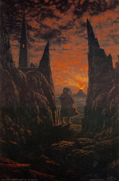 Mordor Lands, Fantasy Scenes 1