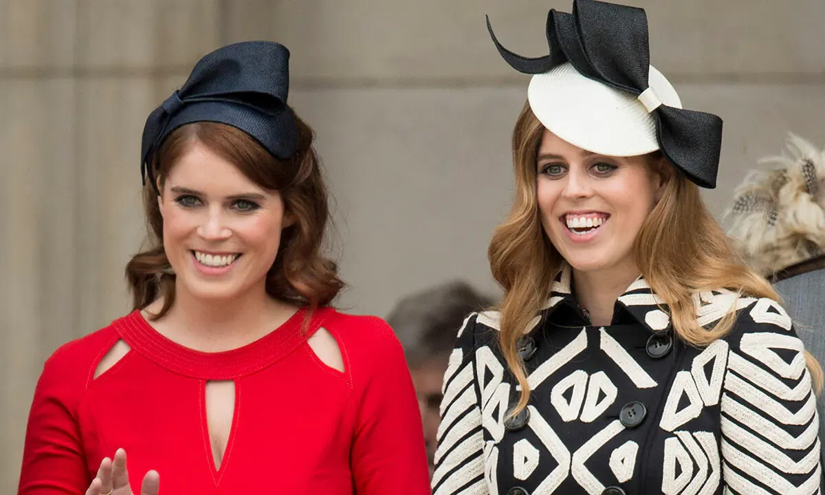 Princess Eugenie pens sweet note to Princess Beatrice and new Baby Niece