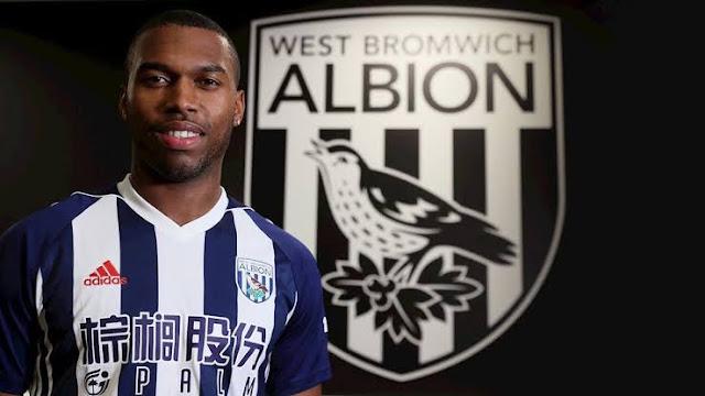 West Brom Sign Liverpool Striker On Loan