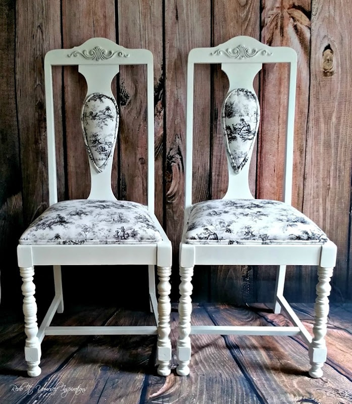 mix and match chairs