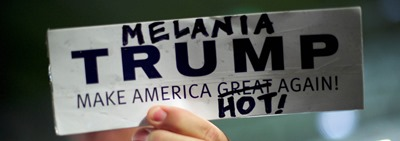 USA-ELECTION/MELANIATRUMP