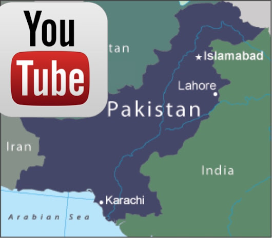 Pakistan Ends Three Year Ban of YouTube