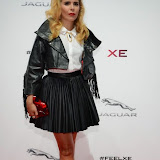 WWW.ENTSIMAGES.COM -     Paloma Faith  arriving     at       Jaguar XE - World premiere and  Global launch party at Earls Court Exhibition Centre, London September 8th 2014Jaguar premieres its new Jaguar XE car to press and VIPs                                               Photo Mobis Photos/OIC 0203 174 1069