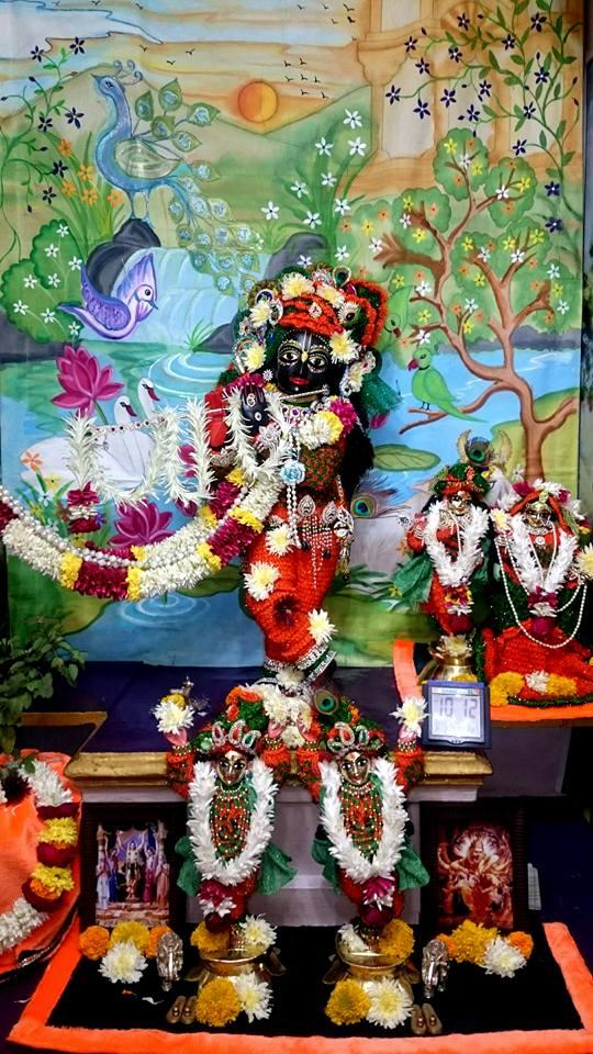 ISKCON Bhusawal Deity Darshan 23 Jan 2016 (7)