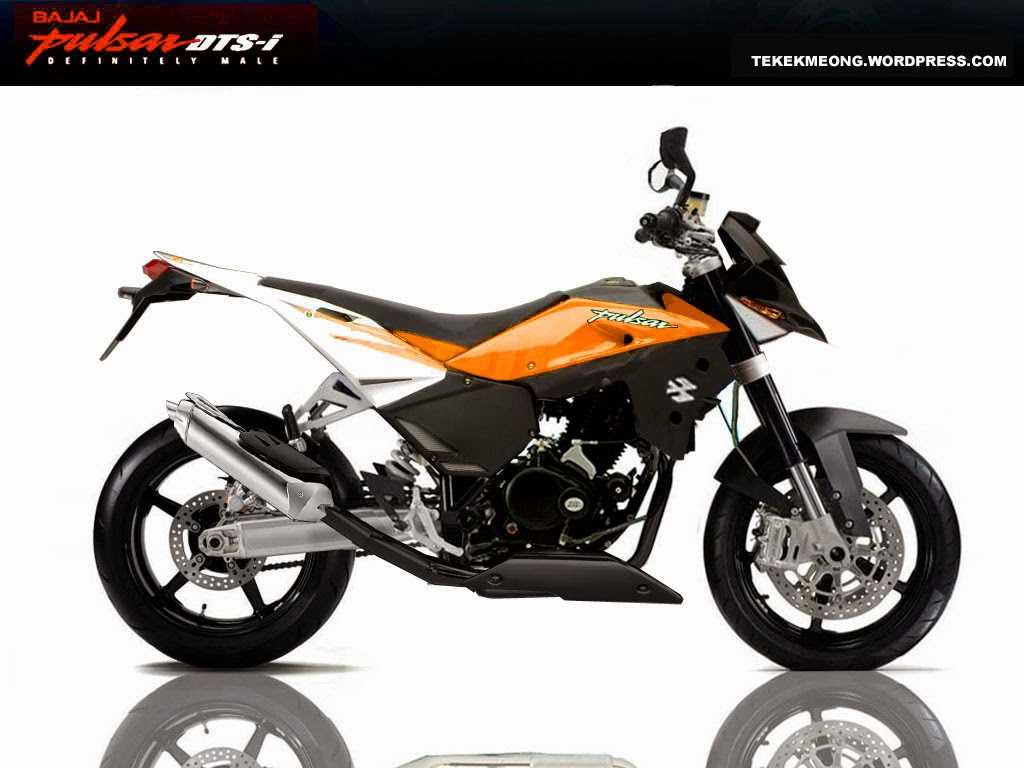 Modifikasi Motor Supra X 125 Touring