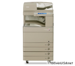 Download latest Canon iR-ADV C5030 laser printer driver – how to set up