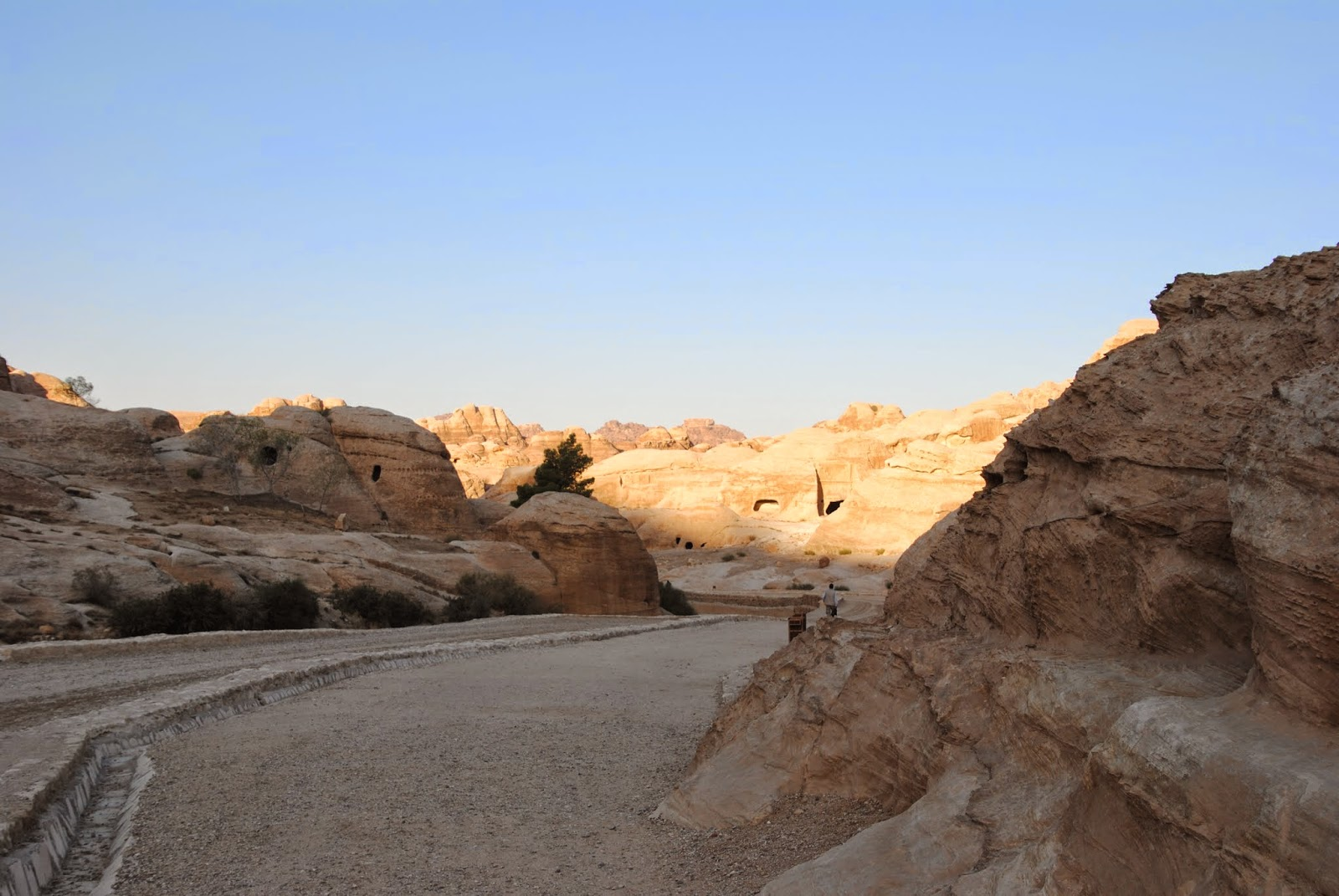 My Photos: Jordan -- Petra -- Entrance, Djin Blocks & Obelisk Tomb