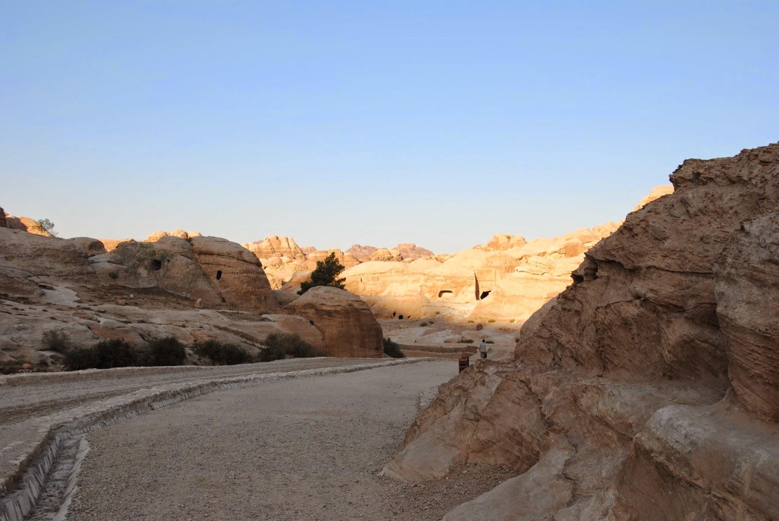 My Photos: Jordan -- Petra -- Entrance, Djin Blocks & Obelisk Tomb