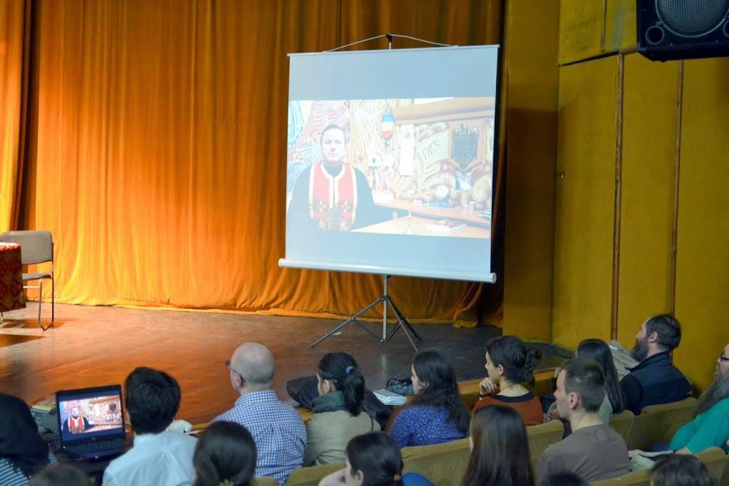056 Avva Justin Parvu si Sfintii inchisorilor (Teatrul Luceafarul, Iasi, 2014.03.19)