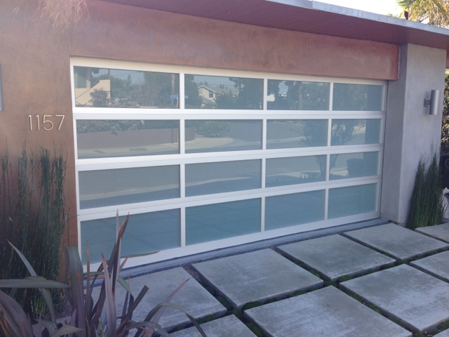 Daily Dose Of Doors Contemporary Garage Door
