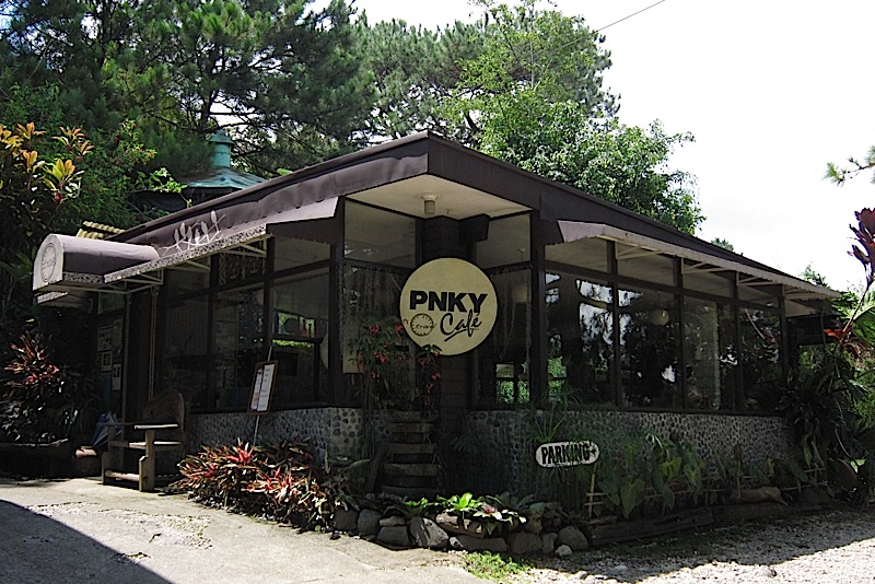 PNKY Travel Café in Baguio City