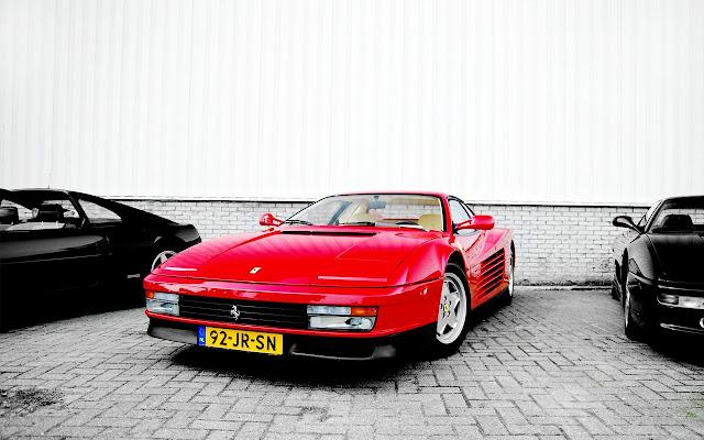 Ferrari Testarossa Tab