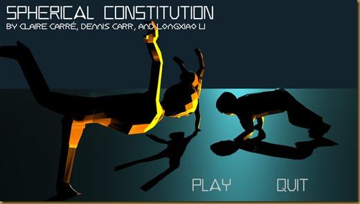 Spherical Constitution