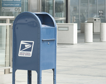 Above Is Your Typical US Postage Mail Boxu2026open The Door, Put In Your Letter  Or Small Package, Shut And Walk Away. It Has Three Moving Partsu2026the Door  Slot To ...