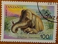timbre Tanzanie 002