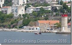 Croatia Cruising Companion - Senj, Konoba Gajeta
