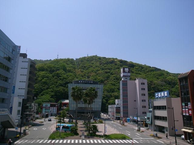 徳島旅行感想眉山