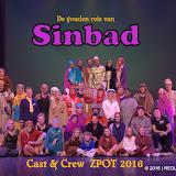 De gouden reis van Sinbad   ZPOT 2016