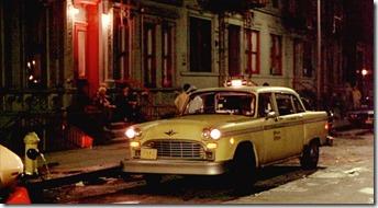 Checker Marathon Taxi Driver