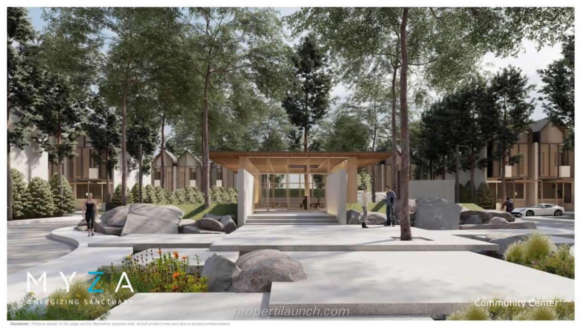 Energizing Park Cluser Myza BSD