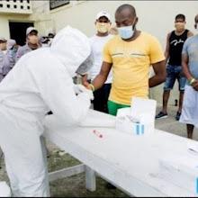 Reportan 4 fallecimientos y 904 nuevos contagios de covid-19 en las últimas 24 horas