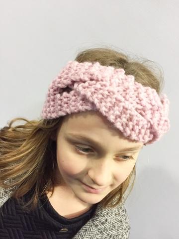 Headband tricot hyper facile