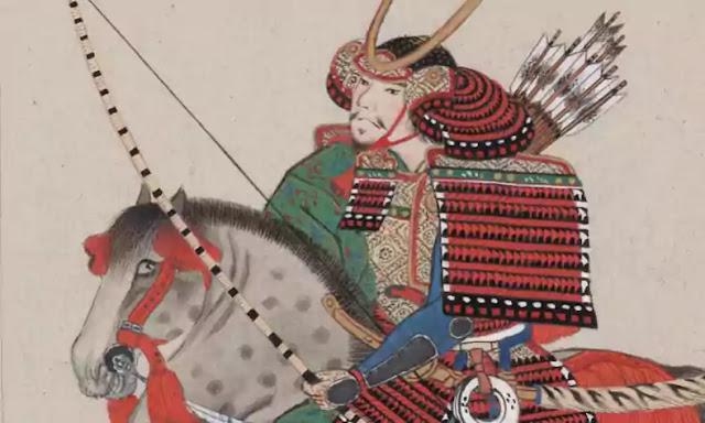 samurai weapon