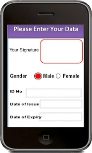 ID Card Maker - Student Card - náhled