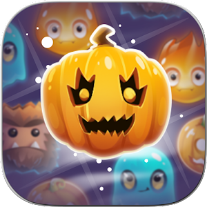 Halloween Monsters: Match 3 for PC and MAC