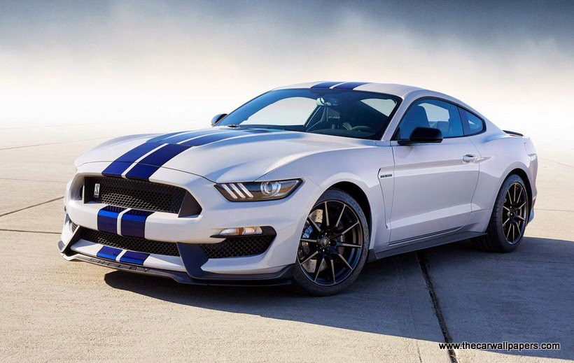 Ford Mustang Shelby GT350 2016