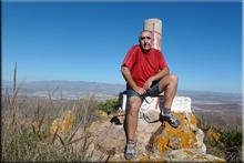 Carneros mendiaren gailurra 435 m. --  2015eko azaroaren 6an