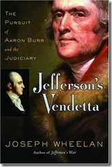 jeffersons vendetta