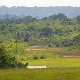 L'aérodrome de Saül (Guyane), 2 décembre 2011. Photo : J.-M. Gayman