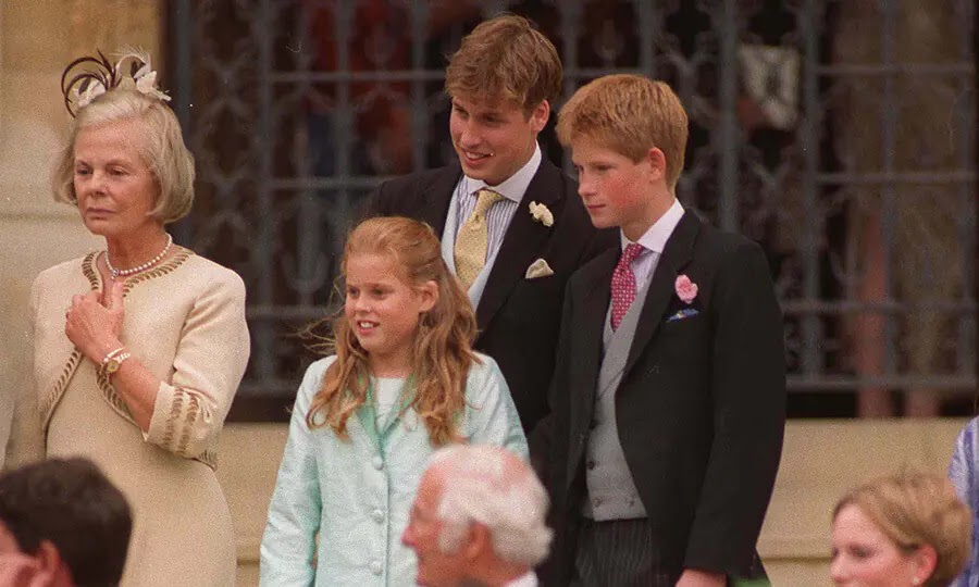 Prince Edward and Sophie Celebrate Anniversary - best photos from their wedding day