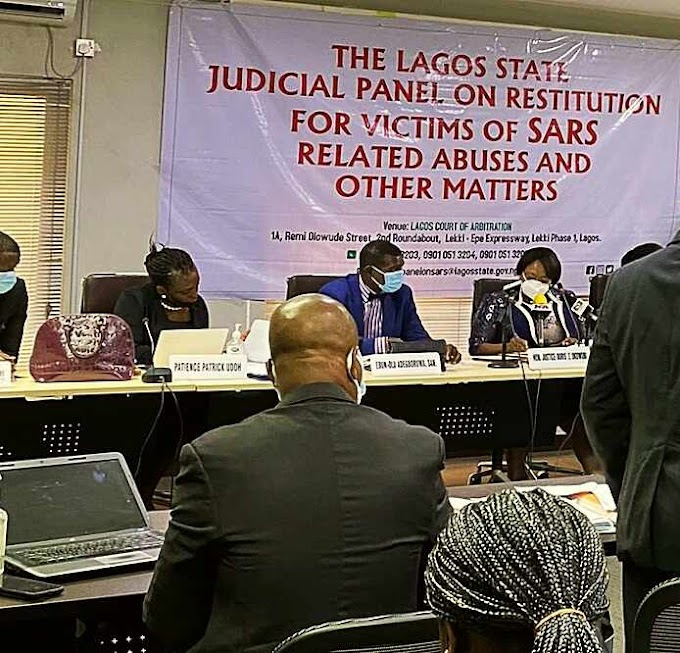 If the Nigerian army fails to appear, we will take up the petitions as if they were not defended- Lagos panel