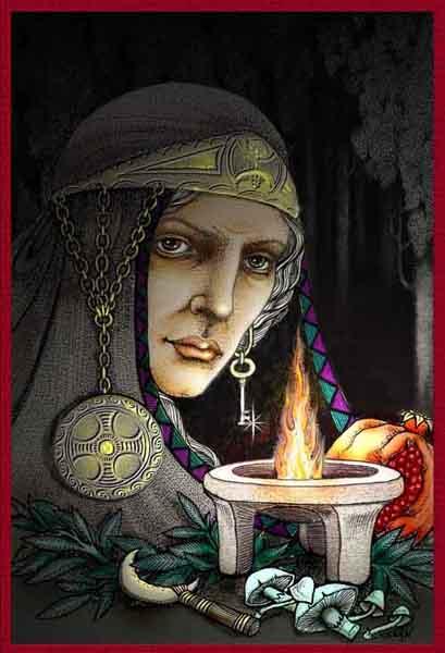 Hekate The Dark Goddess, Gods And Goddesses 1