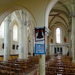 Eglise Saint-Martin : nef