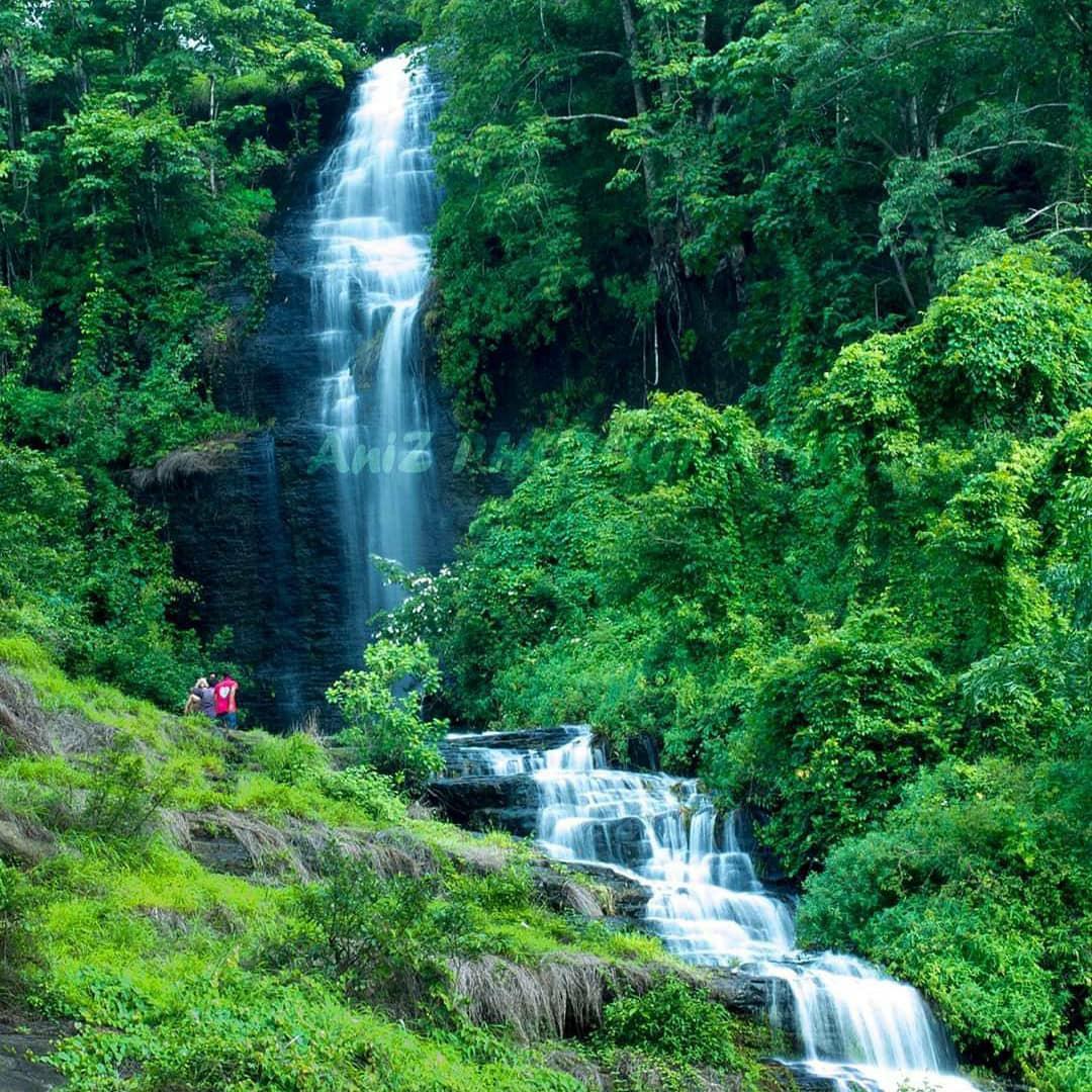 paloor kotta waterfall