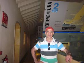 Photo: Momia guanche Museo etnográfico de Canarias.