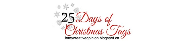 25 Days of Christmas Blog Header