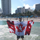 canada in Miami in Miami, Florida, United States