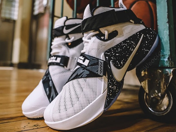 Nike Goes Premium For the Upcoming Nike LeBron Soldier IX