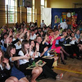 Zakończenie klas 3 2012
