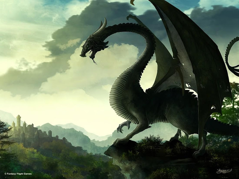 Mine Of Faithful Partner, Dragons 3