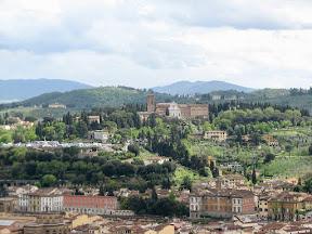 San Miniato al Monte from the Duomo