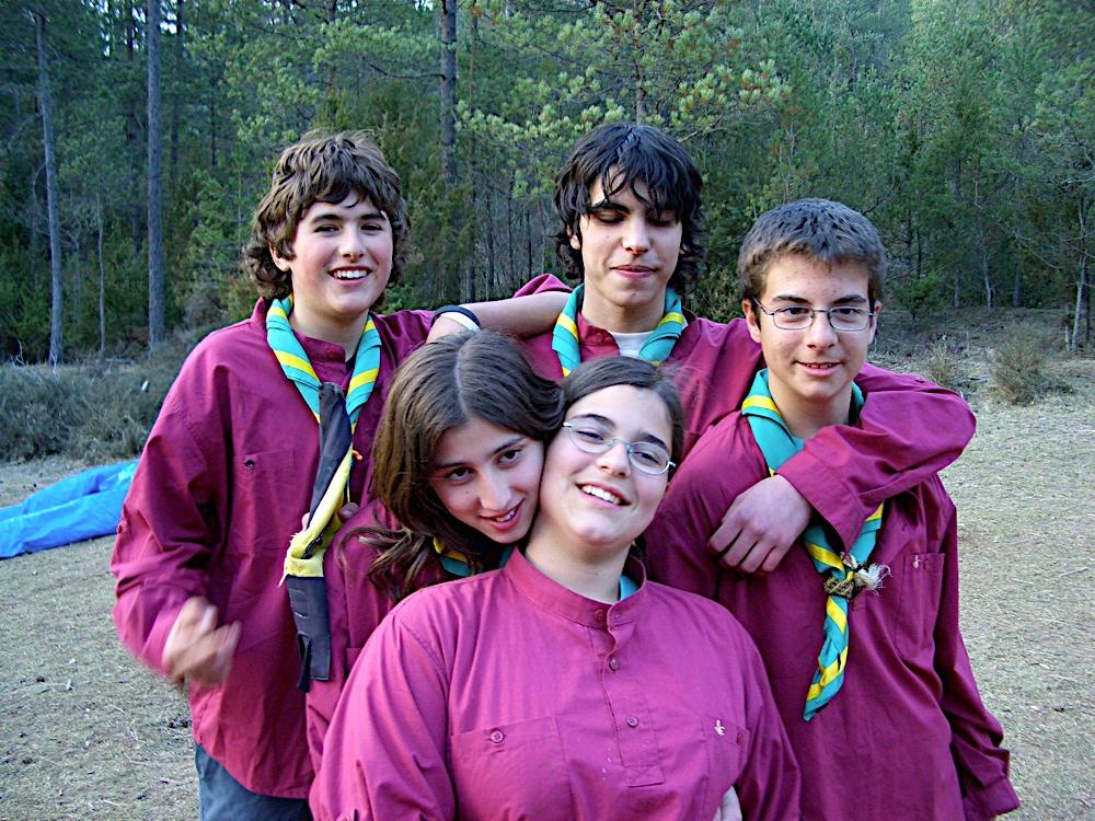 Campaments amb Lola Anglada 2005 - CIMG0288.JPG